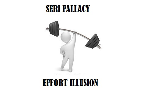 Effort Illusion