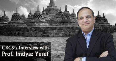Umat Islam Kurang Mempelajari Buddhisme: Wawancara dengan Profesor Imtiyaz Yusuf