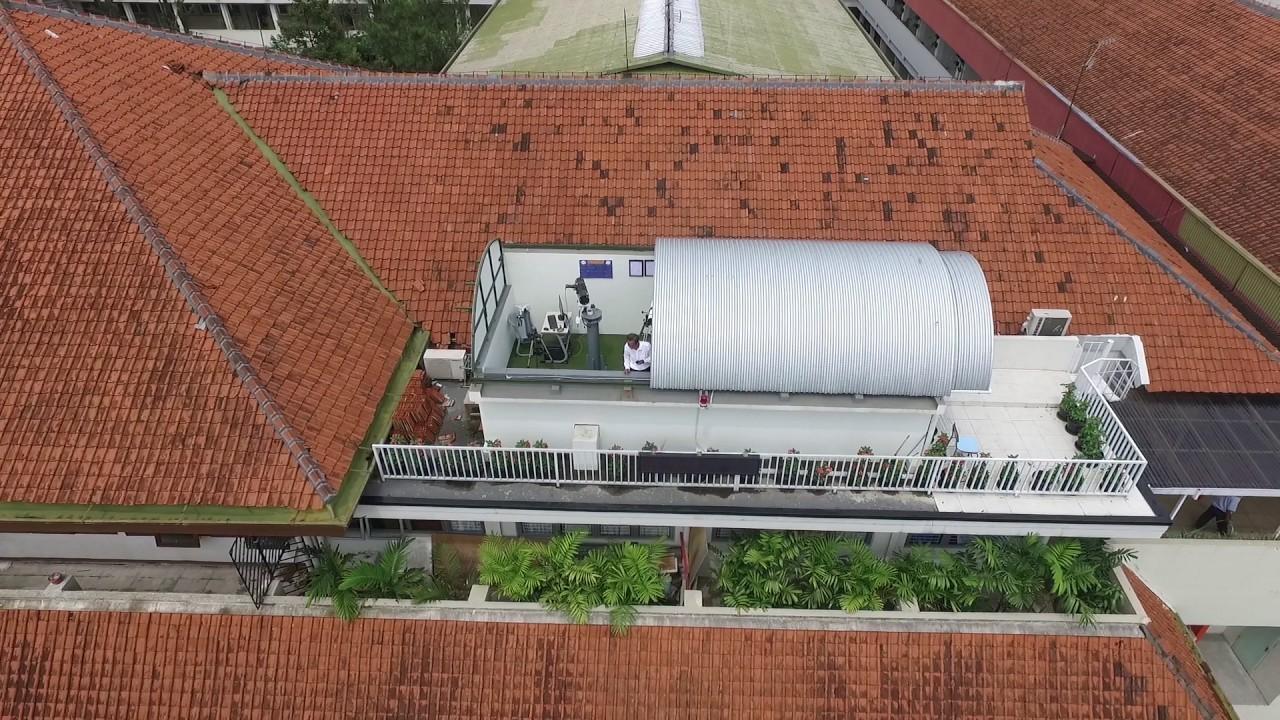 """Observatorium Winaya"""" SMA BPI 1 Bandung (Jawa Barat)"""
