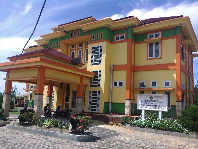 Observatorium Tengku Chiek Kuta Karang Lhoknga Aceh