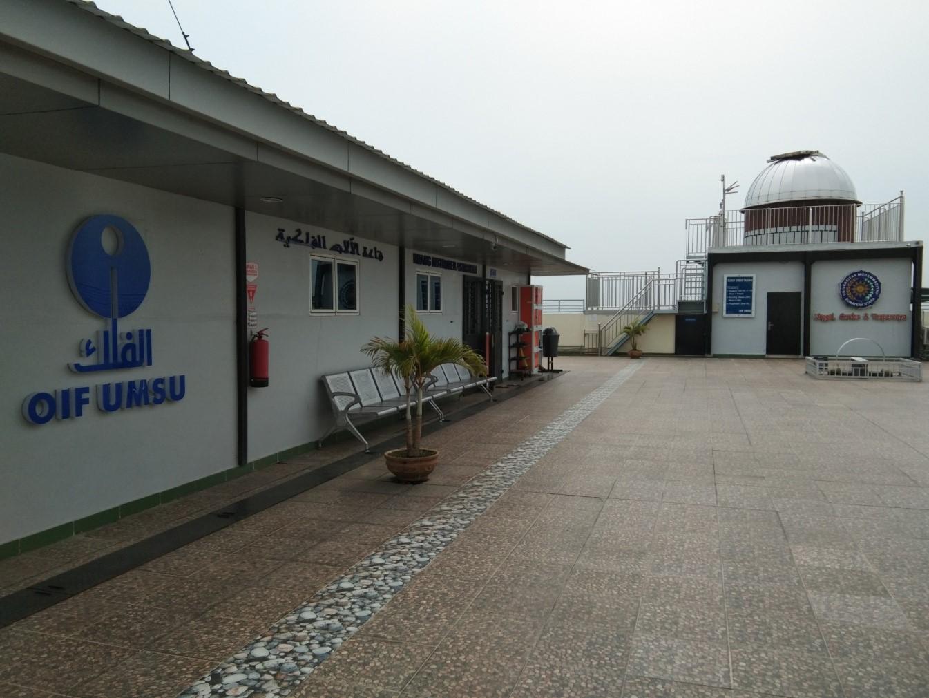 Observatorium Ilmu Falak Universitas Muhammadiyah Sumatera Utara