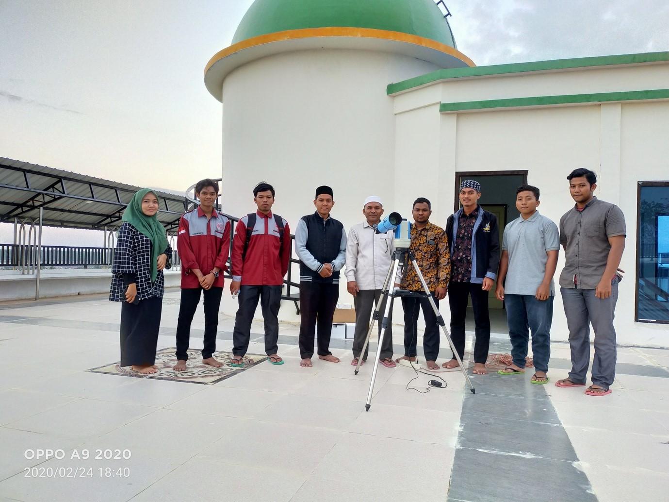 Observatorium Malikussaleh IAIN Lhokseumawe